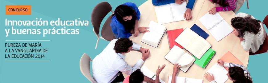Imagen del I Concurso de Innovación Educativa de Pureza de María