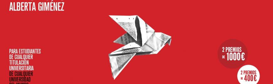 premio periodismo Alberta Gimenez